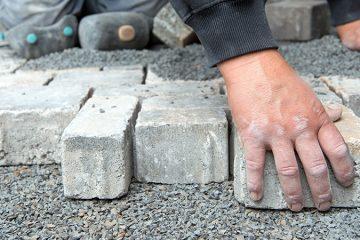 Pavimentazioni e muratura