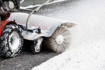 Rimozione neve e ghiaccio